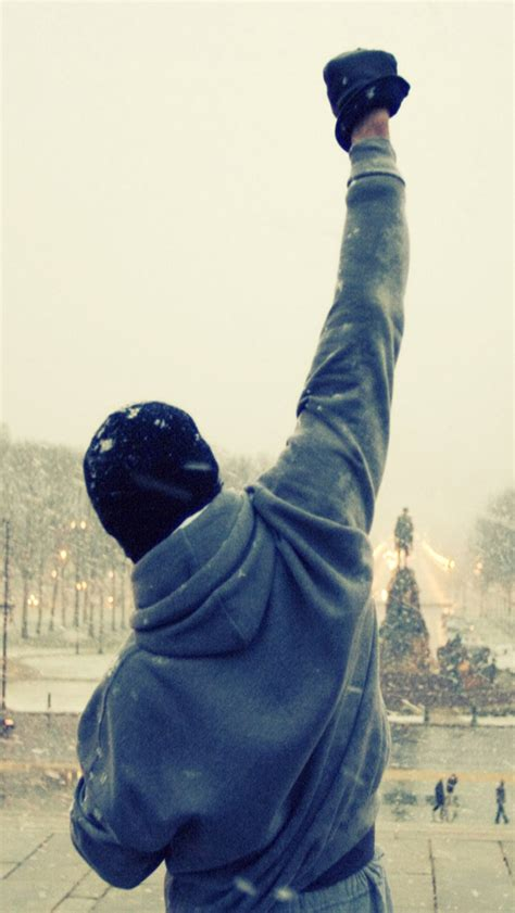 Wallpaper Weekends: Rocky Balboa for Your iPhone
