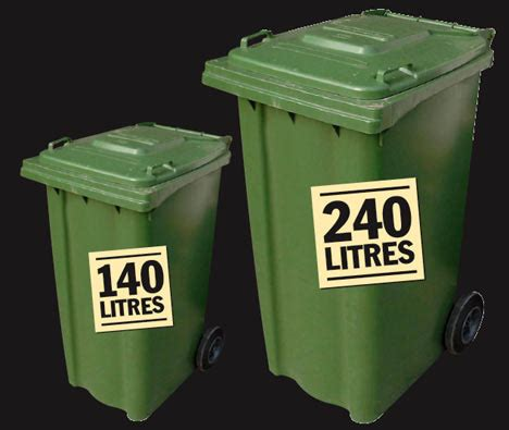 Now Labour want to shrink our wheelie bins | Daily Mail Online