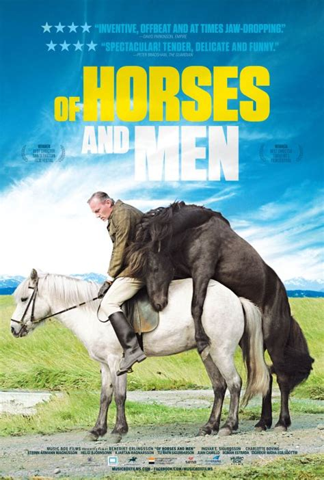 Of Horses And Men - Wild About Movies