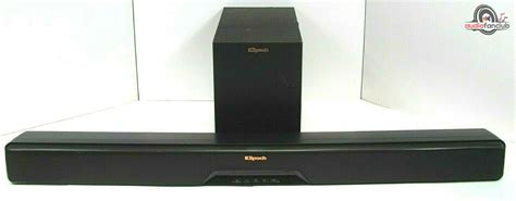 Klipsch Reference RSB-6 Sound Bar Review