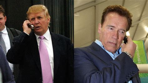 Arnold Schwarzenegger Calls Donald Trump from Funny Or Die