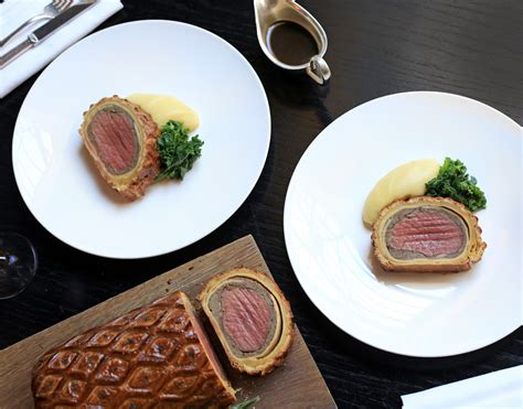 Beef Wellington Experience at Savoy Grill | Gift Voucher