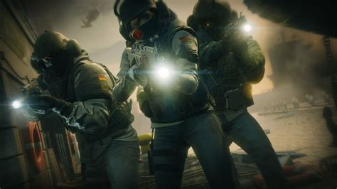 Play Rainbow Six: Siege for free on PC this weekend with
