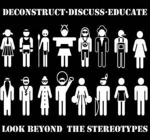 Stereotypes in the Media | My View on Gender, Race and the